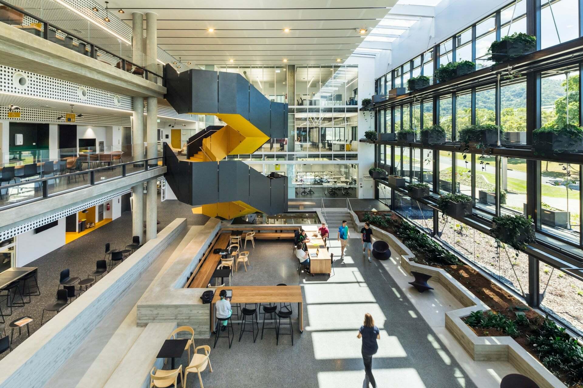 The James Cook University Ideas Lab in Australia